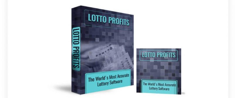 Lotto profits product photo