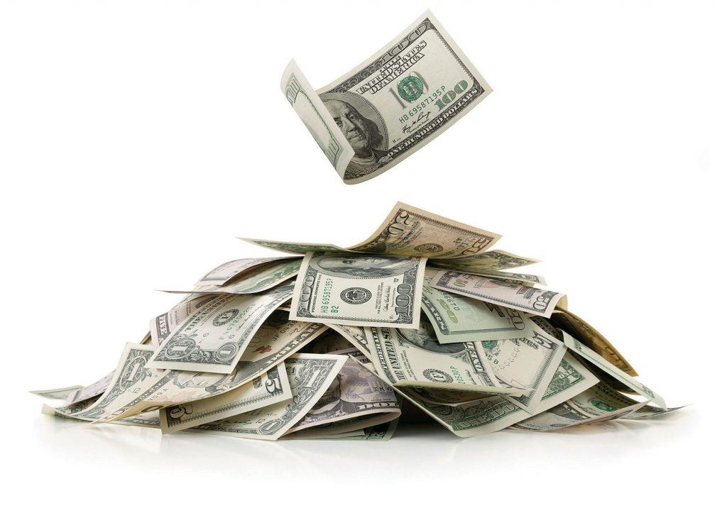 Big money photo