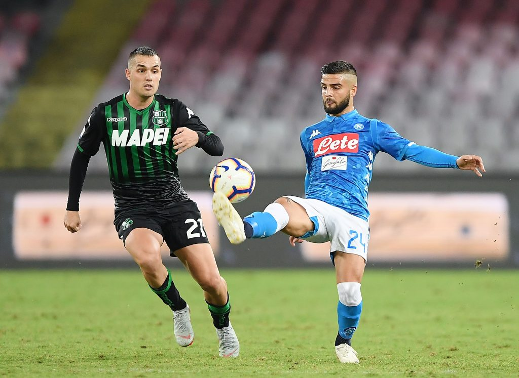 Napoli vs Sassuolo prediction with analysis photo