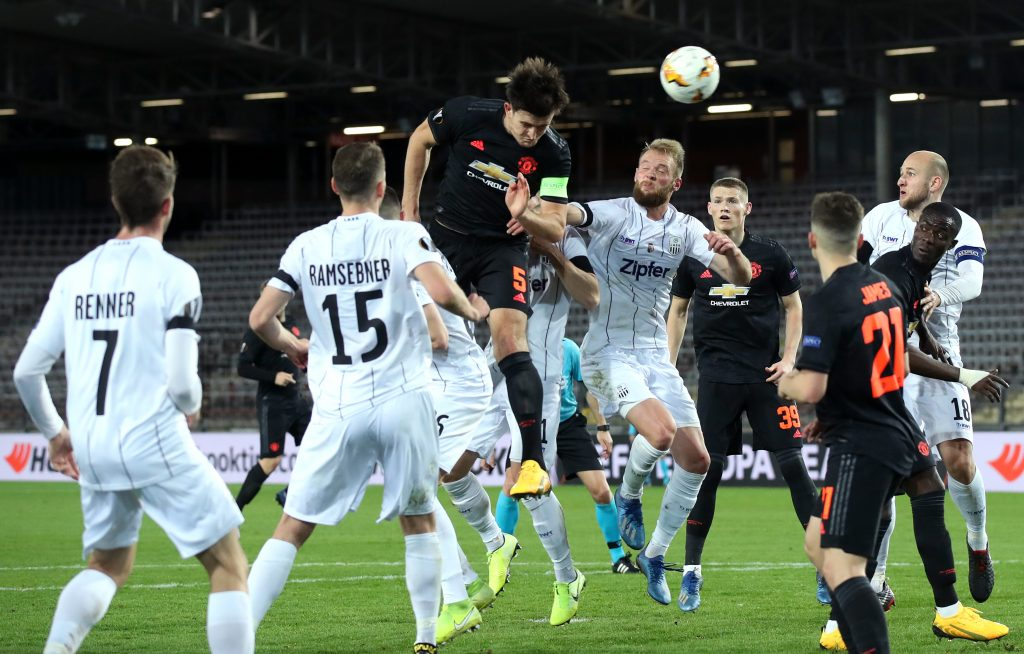 Man Utd vs Lask Linz prediction with analysis photo